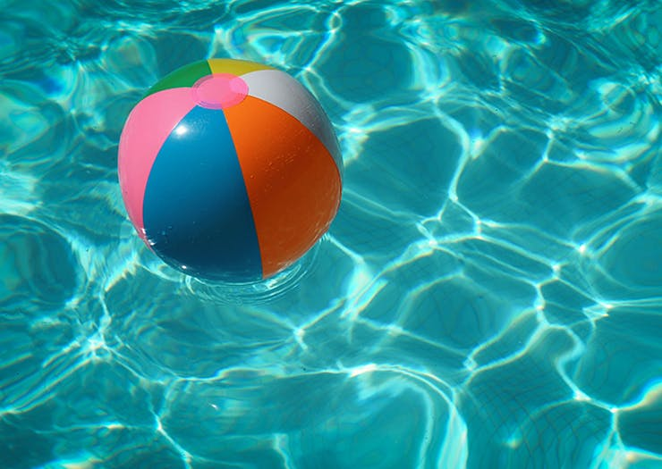 A Huge Pool Party Is Coming To Brisbane And Yes, There Will Be Beer