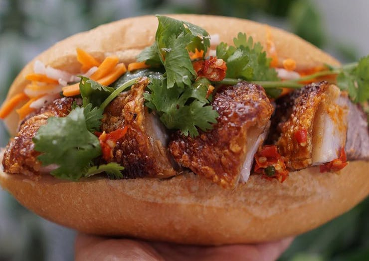 Roll With It, These Are The Best Spots For Banh Mi In Brisbane