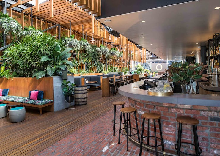 Raise A Schooner To 13 Of Brisbane's Breeziest Beer Gardens