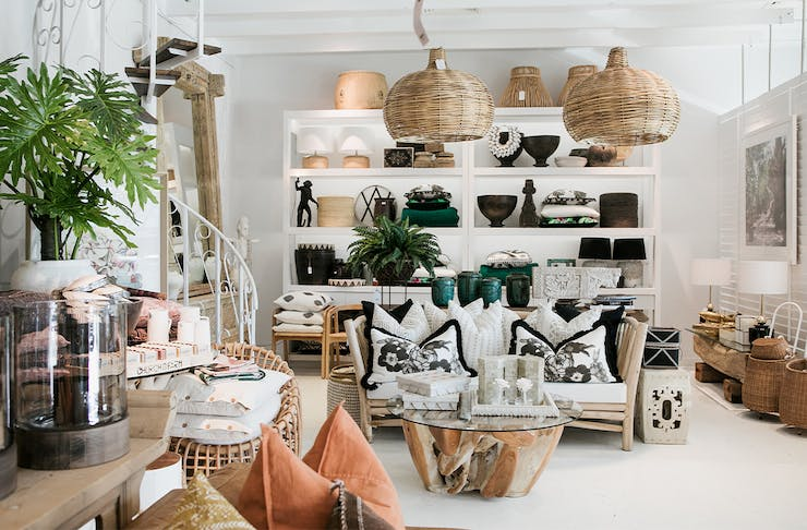 Brisbane homewares stores