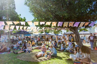 Brisbane Markets