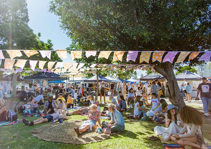 All The Brisbane Markets You Need To Hit Up In December
