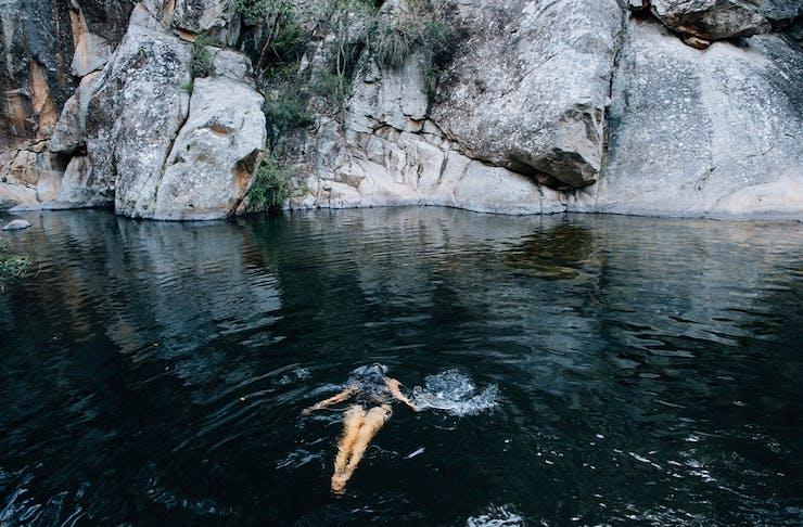 Swimming Holes Brisbane