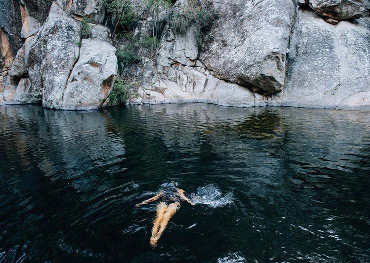11 Of The Best Natural Swimming Pools In And Around Brisbane