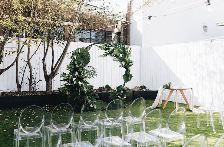 Boutique wedding venues Brisbane