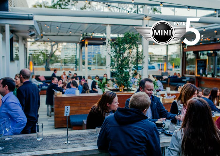Fave 5 Beer Gardens In Brisbane