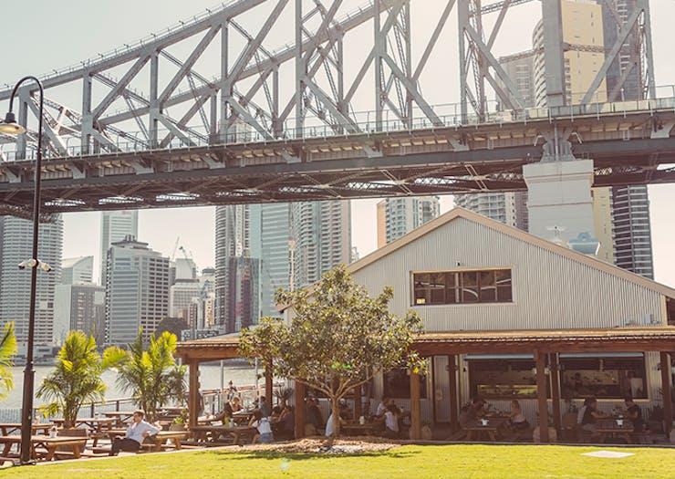 These Are Brisbane's Best Beer Gardens