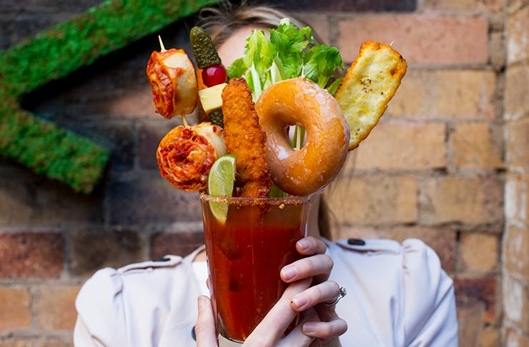 best bloody mary's Brisbane