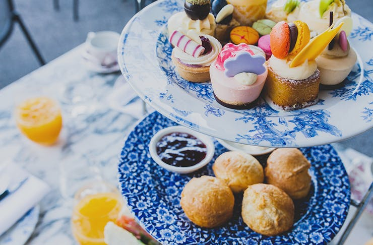 Brisbane's best high teas