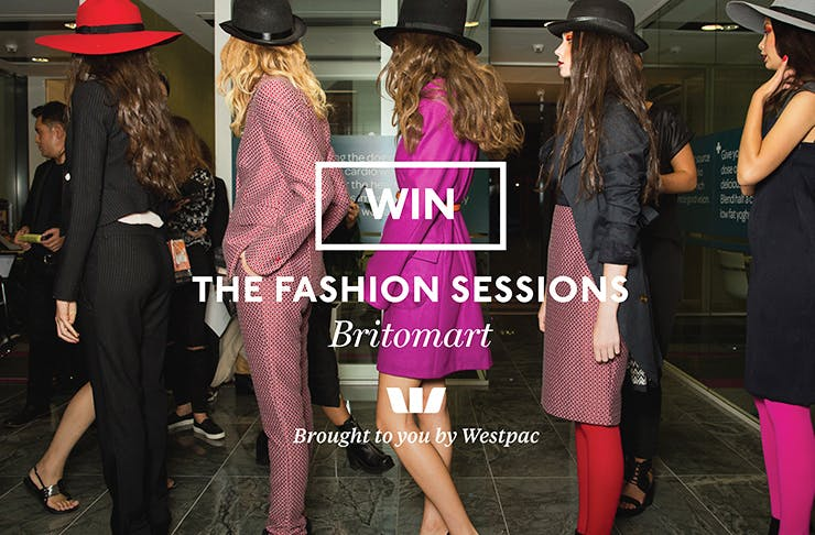 Britomart Fashion Sessions, competition, win, giveaway, fashion show auckland