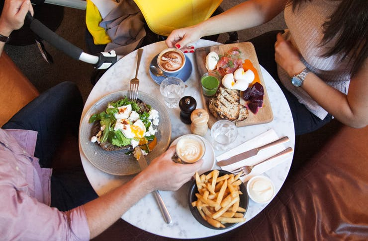 bugaboo best brunches in Sydney