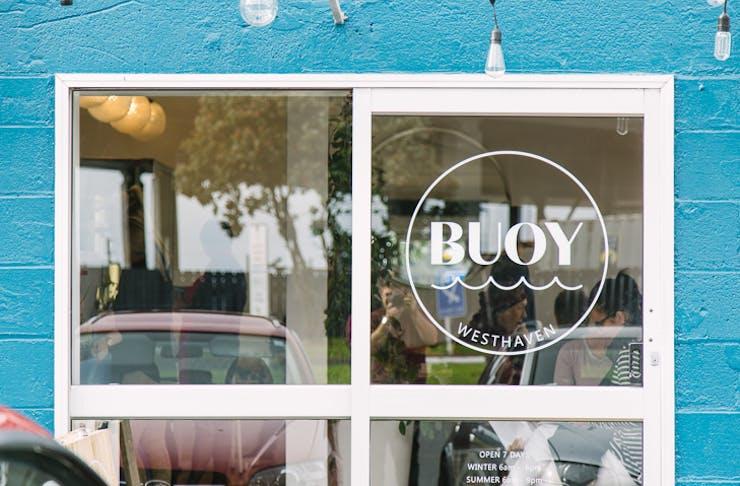 buoy cafe westhaven marina