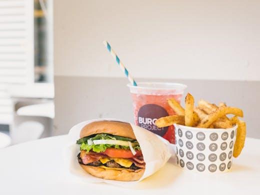 best burgers in Sydney burger project MLC Centre