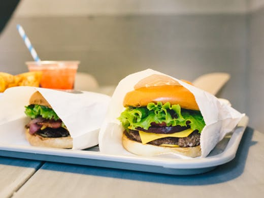 burger project CBD sydney best burgers in sydney