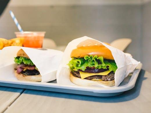 burger project CBD sydney best burgers in sydney