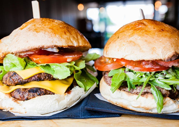 We've Found The Best Burgers On The Sunshine Coast