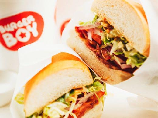 Burger Boy auckland, Burger Boy review, Burger Boy menu, Burger Boy opening hours, best burgers auckland