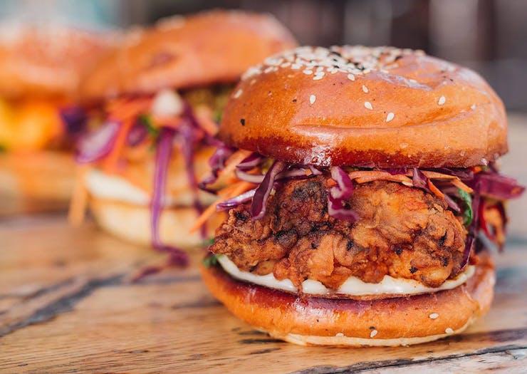 Start Salivating, Brisbane's Getting A Burger Festival