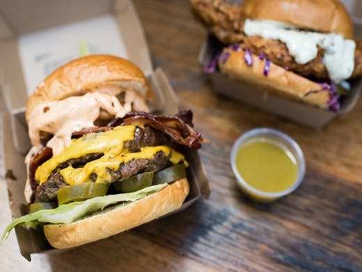 burgers by josh