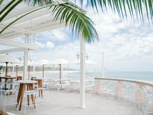 Listen Up, You Can Book Out This Entire Gold Coast Beachfront Bar For You And Your Friends