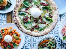 Get Seriously Cheesy At This Five-Course Italian Feast Dedicated To Burrata