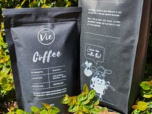 Grab Your Reusable Cups, The Legends At Cafe Vie Just Released A Vegan Friendly Coffee Blend
