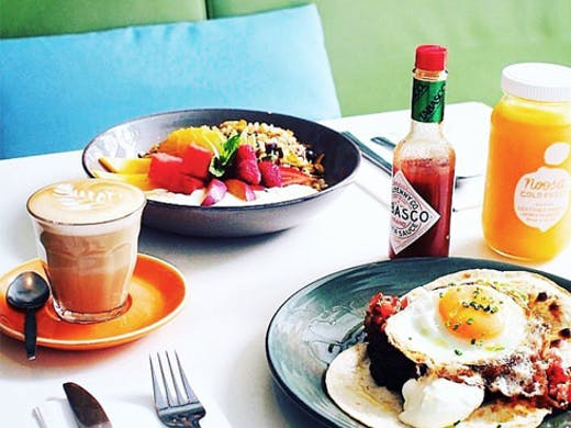Cafe Le Monde Noosa