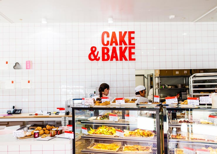 cake and bake west end