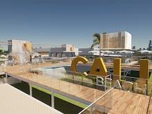 Hype Up, Australia's First Luxury Beachside Rooftop Precinct Is Opening In Queensland