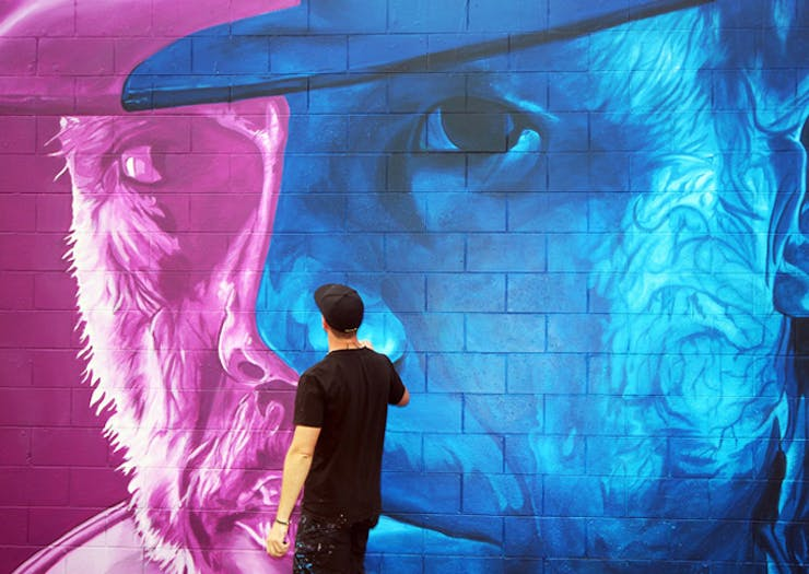 Where To Hunt Down The Sunshine Coast's Best Street Art