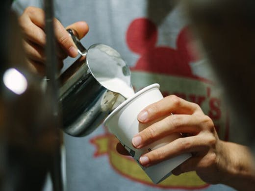 Camper Coffee Newmarket, best coffee in Auckland, cafes in newmarket auckland