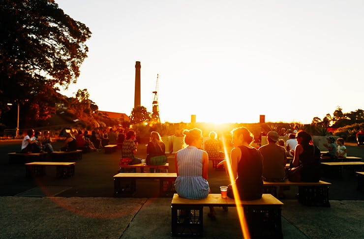 campfire-sessions-cockatoo-island-sydney