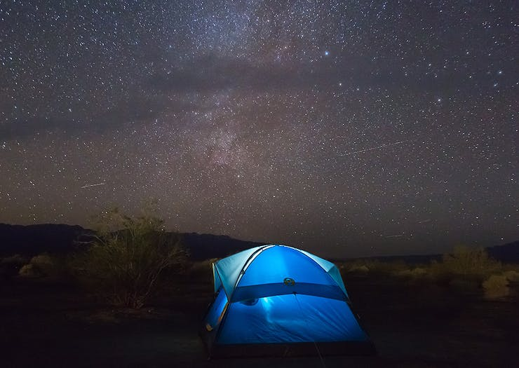 Sleep Under The Stars At Christchurch's 8 Most Magical Camping Spots