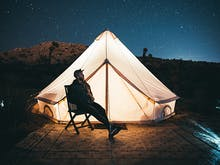 Sleep Under The Stars With The Coast's Most Magical Camping Spots