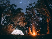 The Sunshine Coast's 9 Best Camping Spots For Camping Rookies