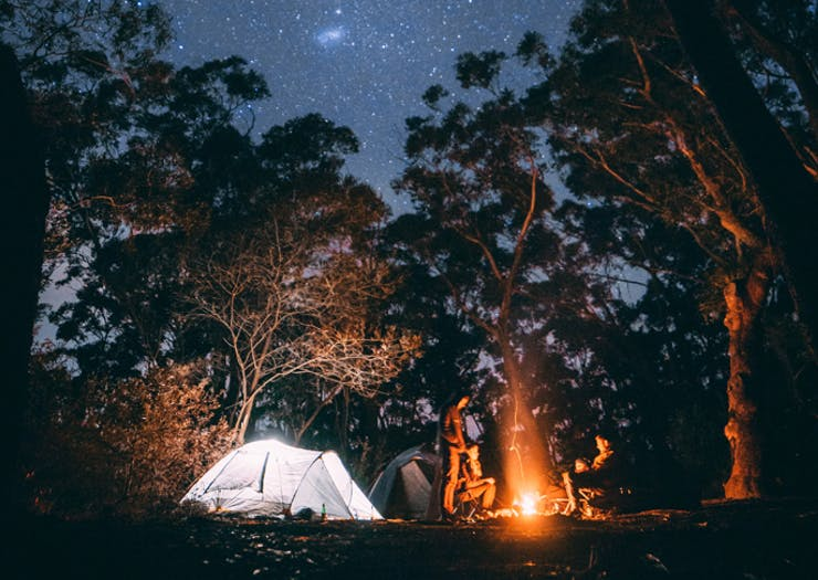 Pitch A Tent At 10 Best Camping Spots For Camping Rookies