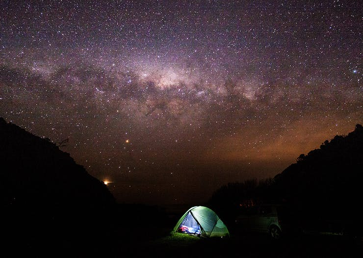 Connect With Nature At The 8 Best Camp Sites In And Around Wellington