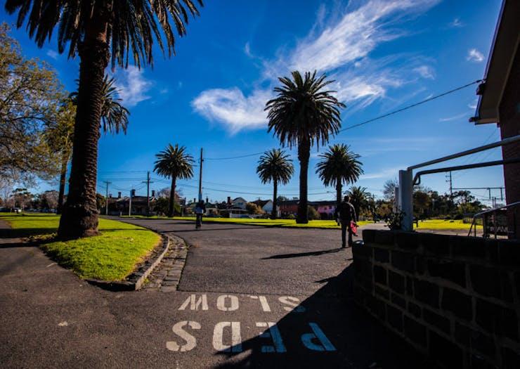 We Check Out Melbourne S Capital City Trail Melbourne