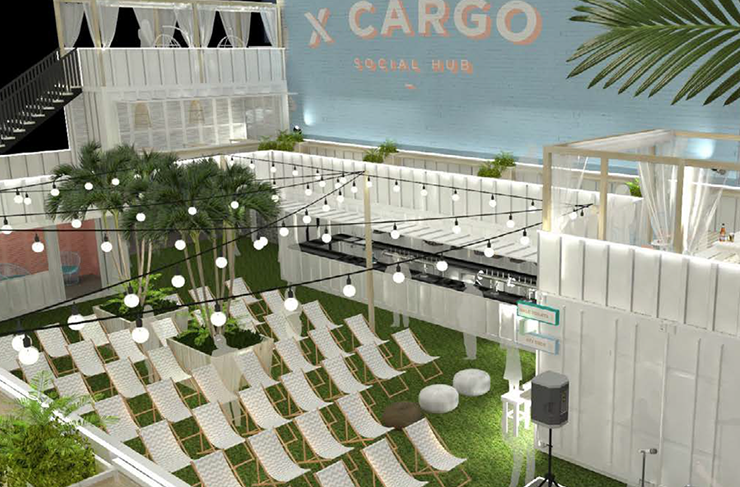 x cargo fortitude valley