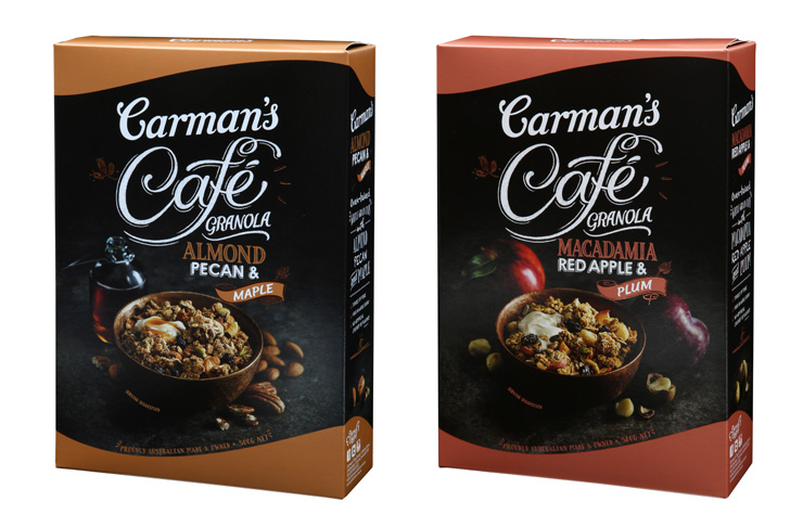 Carman's Cafe Granola