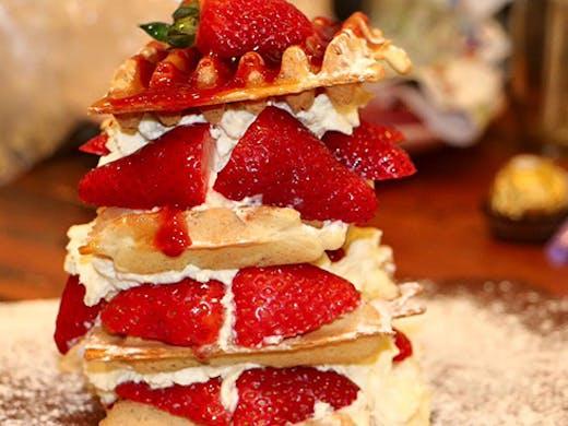Casa Del Gelato Parnell waffles, Casa Del Gelato Parnell opening hours, Casa Del Gelato Parnell review, best dessert auckland