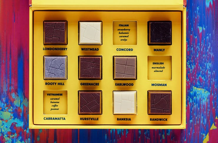 Some Genius Translated The Census Into Chocolate