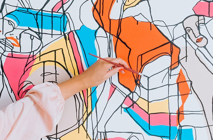 Champagne And Art Classes Are Popping Up In Auckland