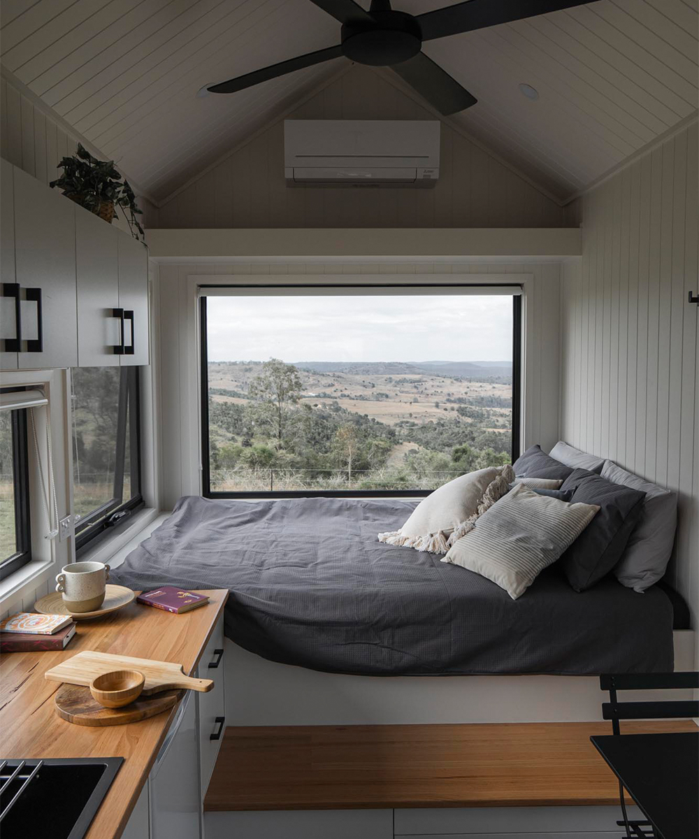 Get Off The Grid In This New Tiny House Just Two Hours From Brisbane
