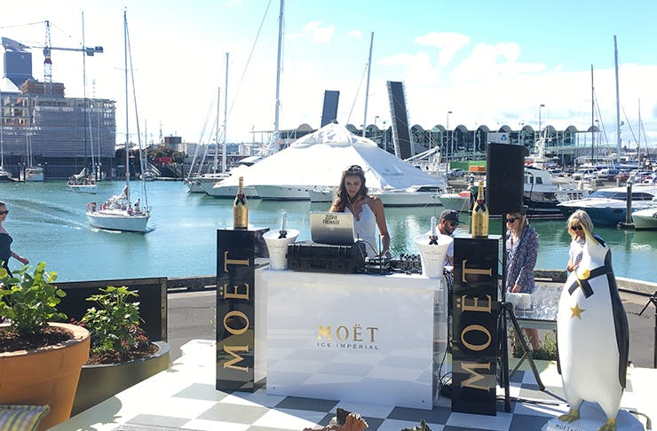 Cheers To Summer! The Champagne Summer Sessions You Can't Miss