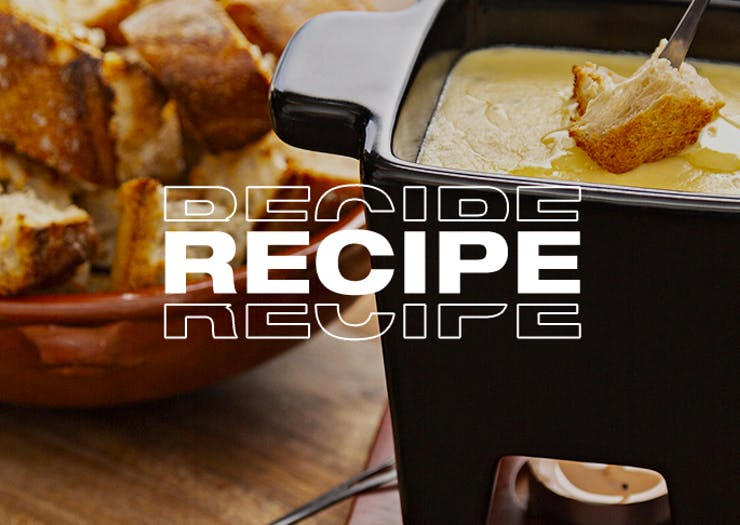 Make Le Chef's Legendary Cheese Fondue Recipe At Home This Bastille Day