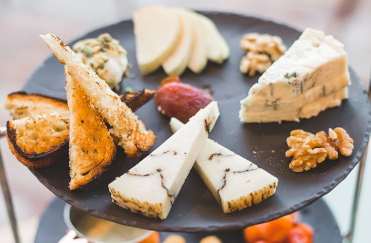 Cheese High Tea Brisbane