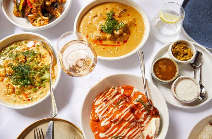 Indian dishes from Delhi 'O' Delhi