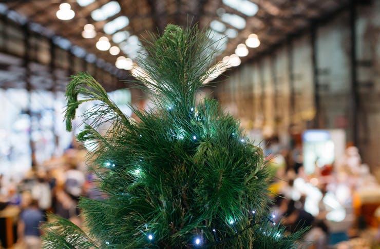 carriageworks christmas market
