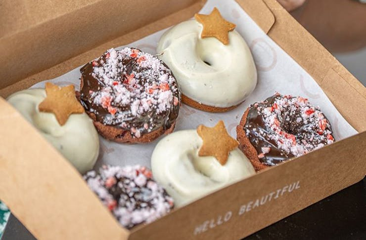 Christmas desserts Brisbane